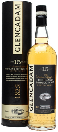 Glencadam Scotch 15 Year